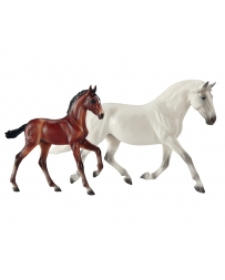 Breyer® Traditional Fantasia Del C and Gozosa