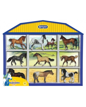 Breyer® Stablemates Horse Lover's Collection Shadow Box