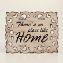 "Western Moments® ""No Place Like Home"" Wall Sign"
