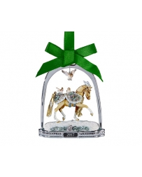 Breyer® 2017 Winter Wonderland Stirrup Ornament
