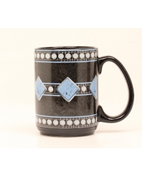 M&F Western Products® Floral Stud Mug