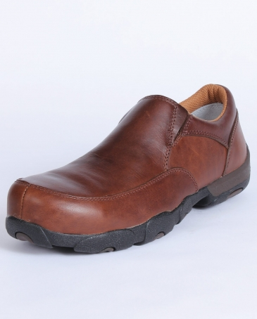 Twisted X Boots® Men's Driving Moc Composite Toe Slip-On