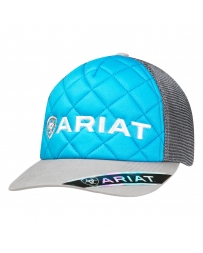 Ariat® Men's Quilted Logo Cap