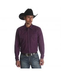 Wrangler® 20X® Men's Long Sleeve Advanced Comfort Competition Shirt - Tall