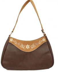 Blazin Roxx® Ladies' Distressed Brown Shoulder Bag