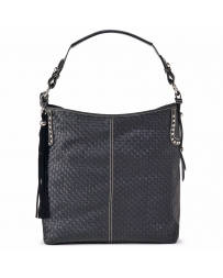 Blazin Roxx® Ladies' Basketweave Shoulder Bag