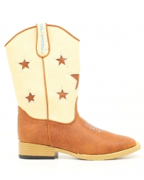 M&F Western Products® Kids' Lone Star Cutout Boot