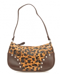 M&F Western Products® Girls' Leopard Handbag