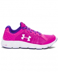Under Armour® Kids' Micro G Assert 6 Shoe