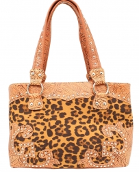 Blazin Roxx® Ladies' Leopard Shoulder Bag