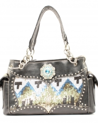 Blazin Roxx® Ladies' Sequined Satchel