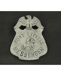 M&F Western Products® Kids' Pony Express Badge