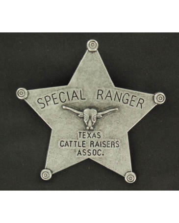 M&F Western Products® Badge Star TCRA