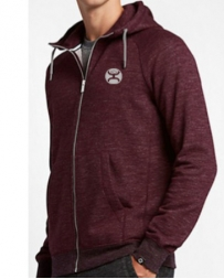 Hooey® Men's Full Zip Maverick Hoodie