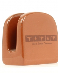 Western Moments® Longhorn Star Napkin Holder
