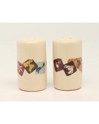 Western Moments® Retro Western Salt & Pepper Shakers
