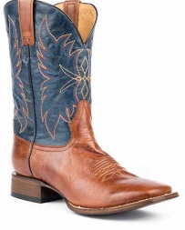 Roper® Men's Chisholm Blue Top Boot