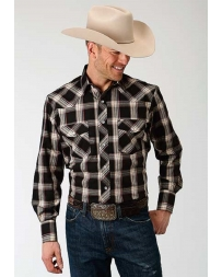 Roper® Men's Long Sleeve Plaid Shirt