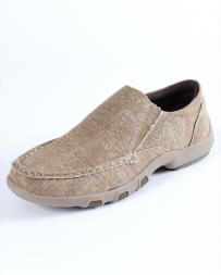 Roper® Men's Canvas Driving Moc