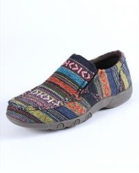 Roper® Ladies' Canvas Driving Moc