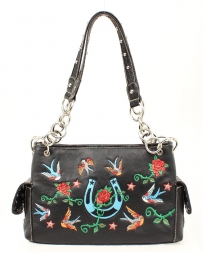 Blazin Roxx® Ladies' Embroidered Satchel