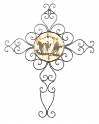 Western Moments® Wall Cross
