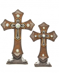 Western Moments® Table Cross Set - 2 Piece