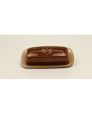 M&F Western Products® Silverado Butter Dish