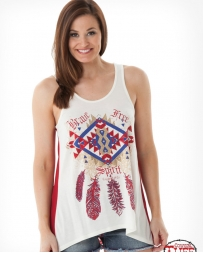 Cowgirl Tuff® Ladies' Aztec Tank