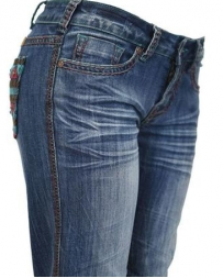 Cowgirl Tuff® Ladies' Apahe Jean