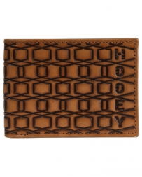 Trenditions® Hooey Tooled Bifold