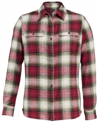 Wolverine® Ladies' Aurora LS Flannel