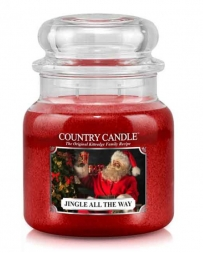Country Candles® Jingle All The Way