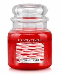 Country Candles® Peppermint Twist Candle