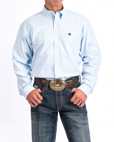 Cinch® Men's Classic Solid Shirt