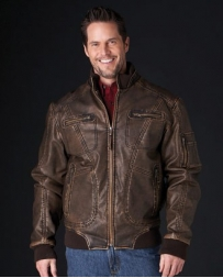 Cripple Creek® Men's Enzyme Washed Jacket