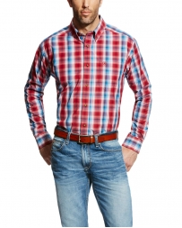 Ariat® Men's Pro Cuthbert Long Sleeve Plaid