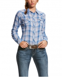 Ariat® Ladies' Real True Long Sleeve Snap Shirt