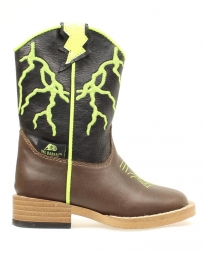 Boys' Double Barrel Ace Lightning Boots