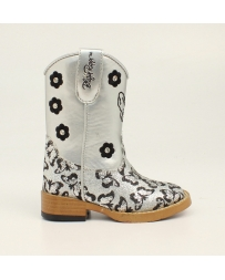 M&F Western Products® Kids' Pecos Silver Boot