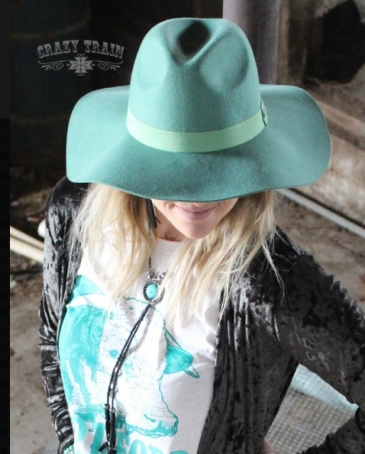 Crazy Train® Ladies' Tuscon Hat