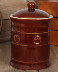 Silverado Western Star Cookie Jar
