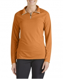 Dickies® Ladies' DPS Dry 1/4 Zip