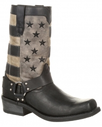 Durango® Men's Harness Flag Boots