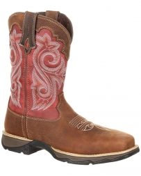 Durango® Ladies' Rebel Waterproof Composite Toe Boots