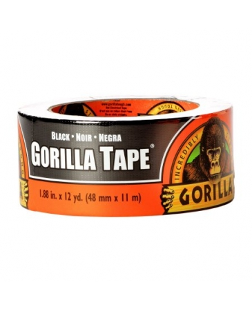 Gorilla Black Tape 12 yard