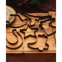 Western Moments® Western Cookie Cutter 6 Piece Set