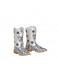 M&F Western Products® Girls' Peco Glitter Boot