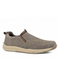 Roper® Men's Speed Slip-on Canvas Shoe