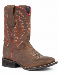 Roper® Kids' Arrow Points Boots
